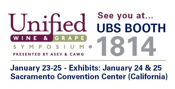 United Barcode Systems is official exhibitor at Unified Symposium 2018 (Sacramento, California)