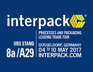 United Barcode Systems at Interpack 2017 Düsseldorf (Germany)