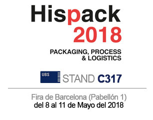 United Barcode Systems no Hispack Barcelona 2018